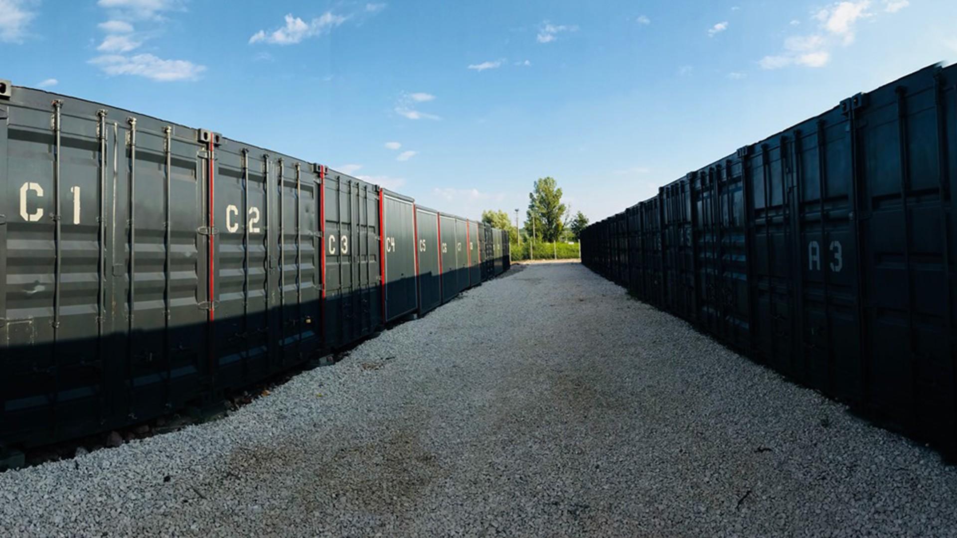 Self Storage Warszawa 1