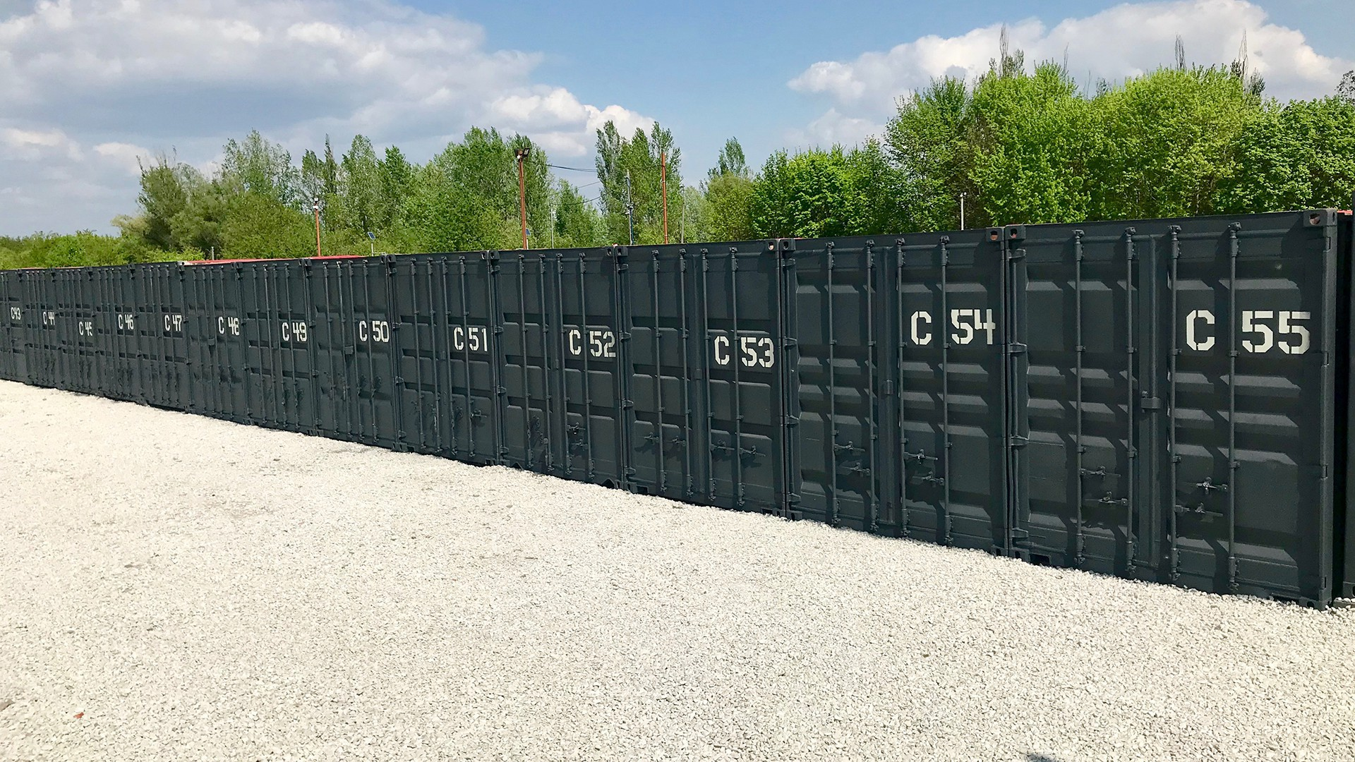 Self Storage Warszawa 22